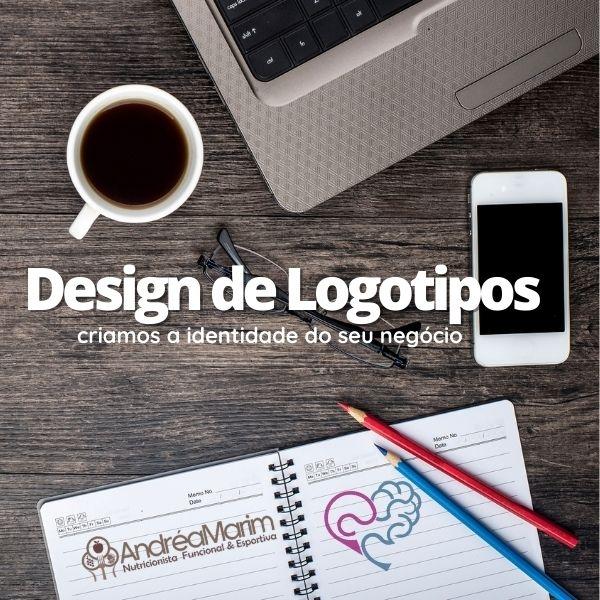 Design de Logotipos-Criamos a identidade do seu negócio