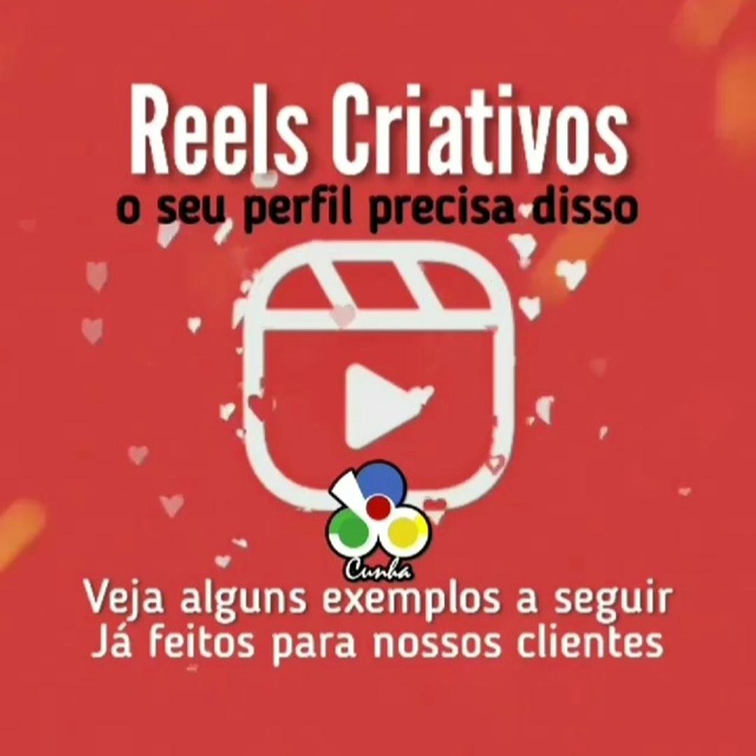 Reels Criativos-O seu negócio precisa deles