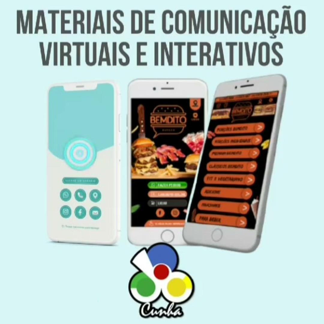 Comunicação é a base de tudo-um bom visual chama atenção